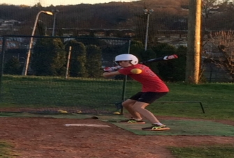 MATHIAS BLANCOT : UN ANGELS BASEBALL AU CREPS