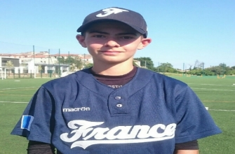 UN ANGELS BASEBALL AU CHAMPIONNAT D EUROPE U 12